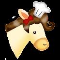 러브루시 Sweet 조랑말 카카오톡테마 (카톡테마) icon