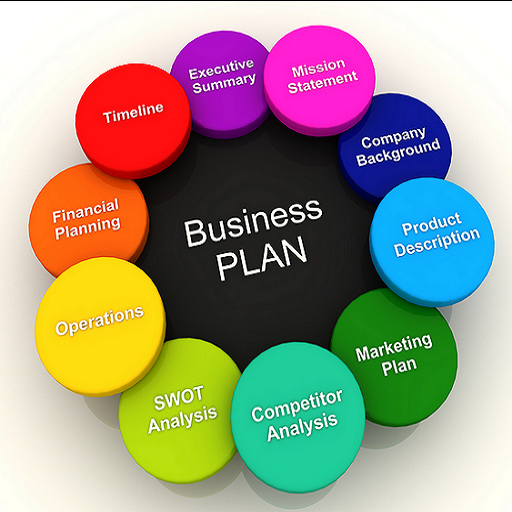 Business Plan 書籍 LOGO-玩APPs