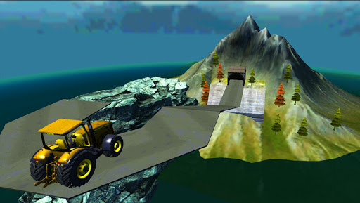 Tractor Parking Farm