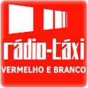 Radio Taxi Vermelho e Branco