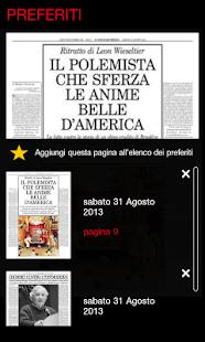 Il Foglio per Android screenshot