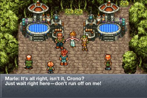 CHRONO TRIGGER screenshot #1