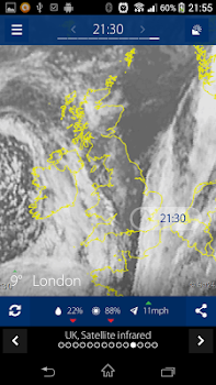 Sat24, Weather satellite