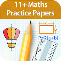 11+ Maths Practice Papers Lite icon