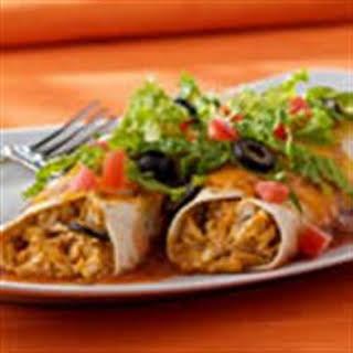 Breakstone's Halibut Enchiladas.