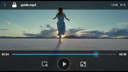 Video Player Perfect 6.4 screenshot 640107