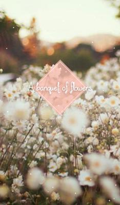 꽃들의 향연 카카오톡 테마 - screenshot