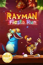 Rayman Fiesta Run Screenshot 1