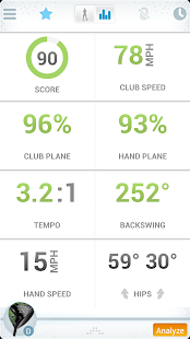 GolfSense - screenshot thumbnail