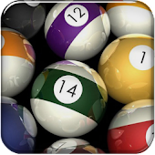 Pocket ball Go launcher theme