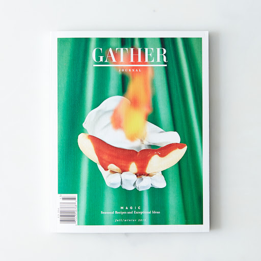 Gather Journal: Issue 6, Fall/Winter 2015, The Magic Issue