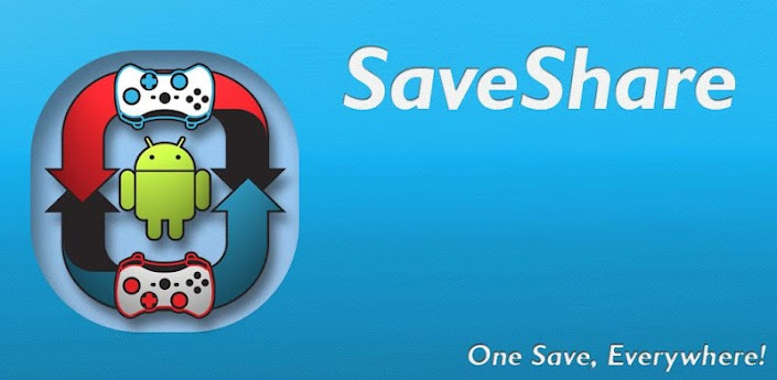 SaveShare - game save sync