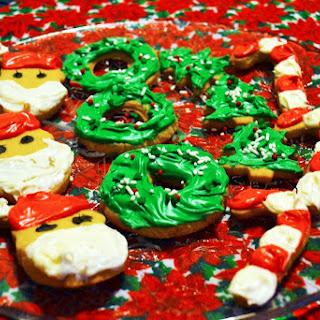 Sims 2 Santa Cookies