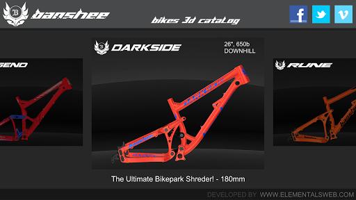 Banshee Bikes Virtual 3D