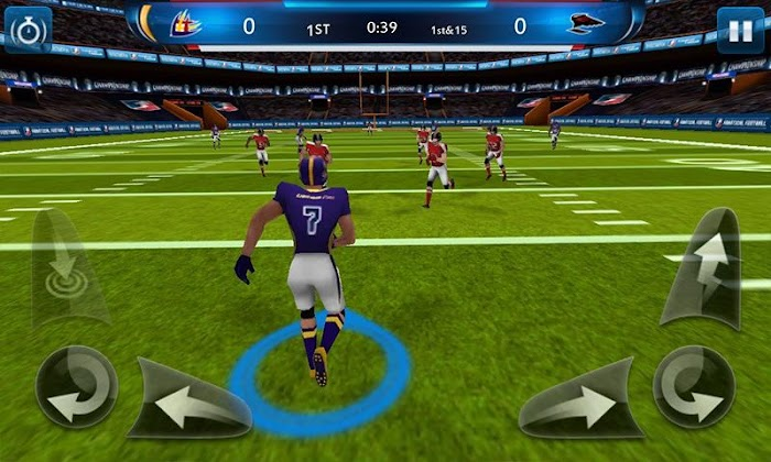 Fanatical Football- screenshot