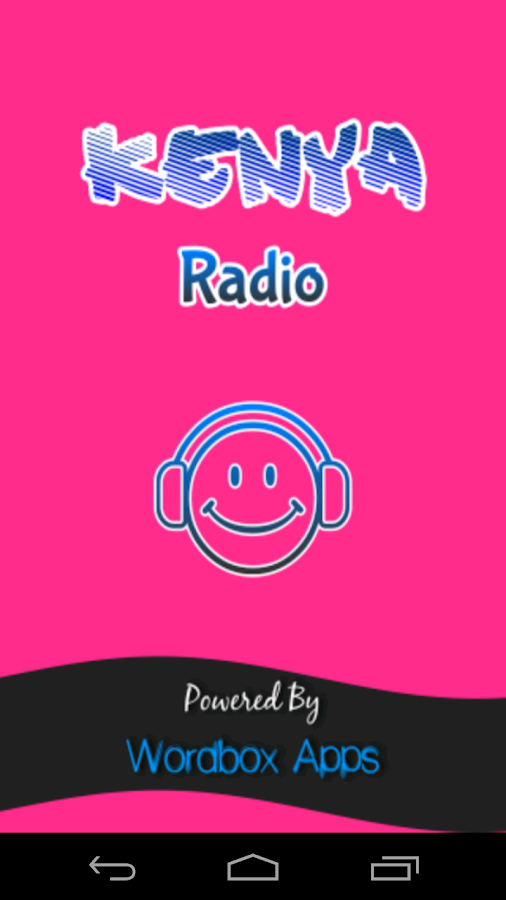Kenya Radio - screenshot