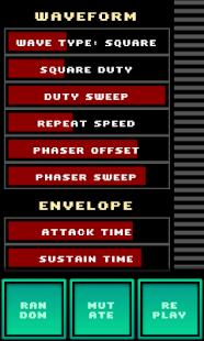 SFXR- screenshot thumbnail
