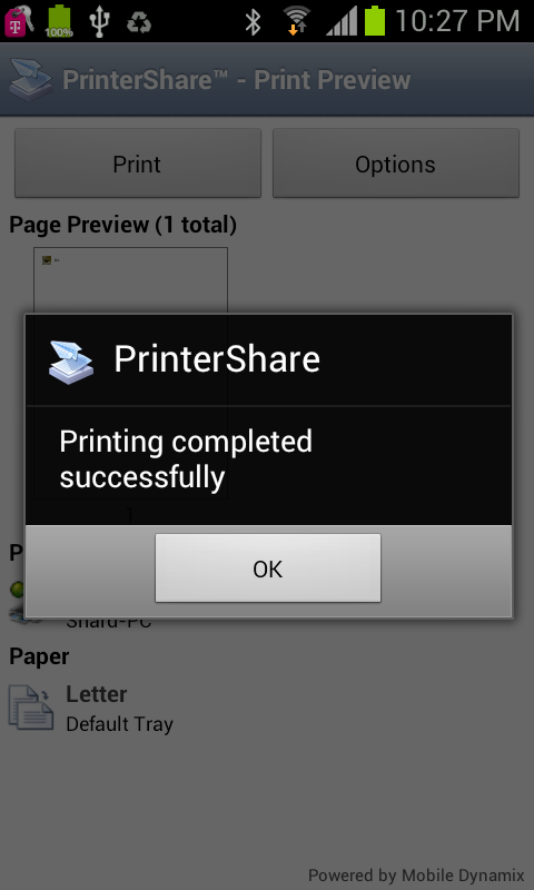 PrinterShare™ Premium Key - screenshot
