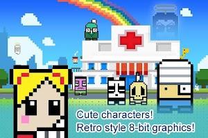 Screenshot of Hospital Story