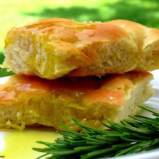 Easy, Homemade Focaccia Bread.