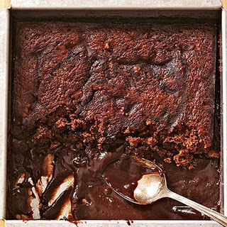 Brownie Pudding Cake