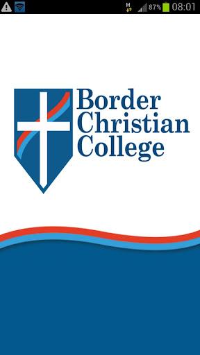 Border Christian College BCC