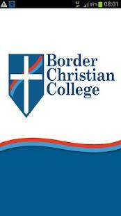 Border Christian College (BCC) - náhled