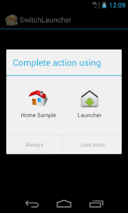 Swich Launcher - screenshot thumbnail