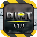 DIRT Theme GO Launcher EX logo