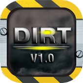 DIRT Theme GO Launcher EX