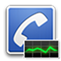 Call Meter 3G: THE monitor app logo