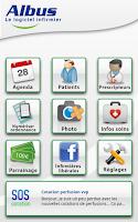 Screenshot of Albus Mobile