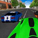 Car Racing 3D icon