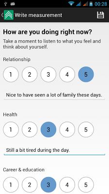 Personal Life Goal Coach - screenshot