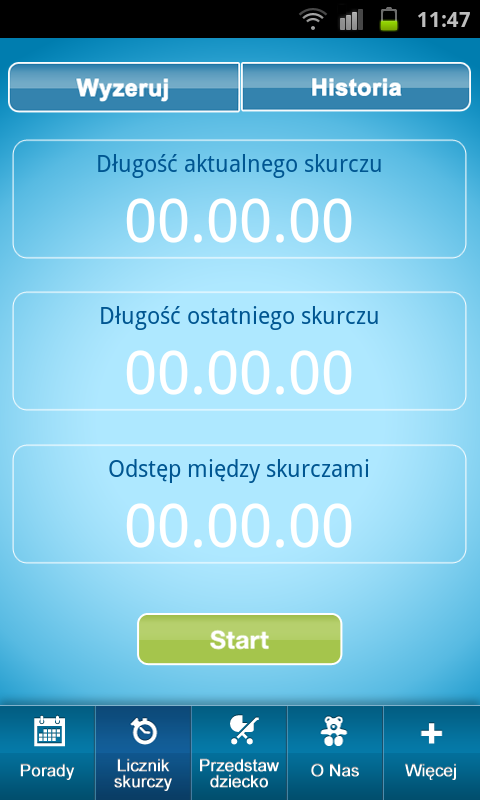 ExpectingBaby Polska- screenshot