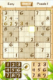 Real Sudoku Free- screenshot thumbnail