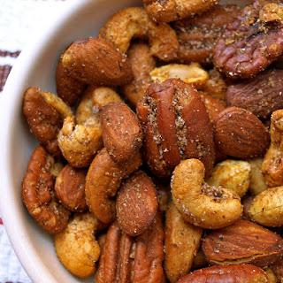 Chaat Masala Mixed Nuts