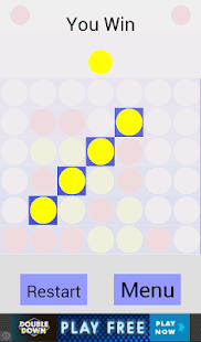 Connect Four- screenshot thumbnail