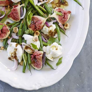 Mediterranean Fig & Mozzarella Salad