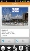 Screenshot of Myrtle Beach Mobile