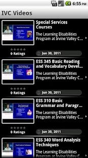 IVC Mobile- screenshot thumbnail