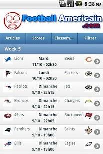 Football Américain- screenshot thumbnail