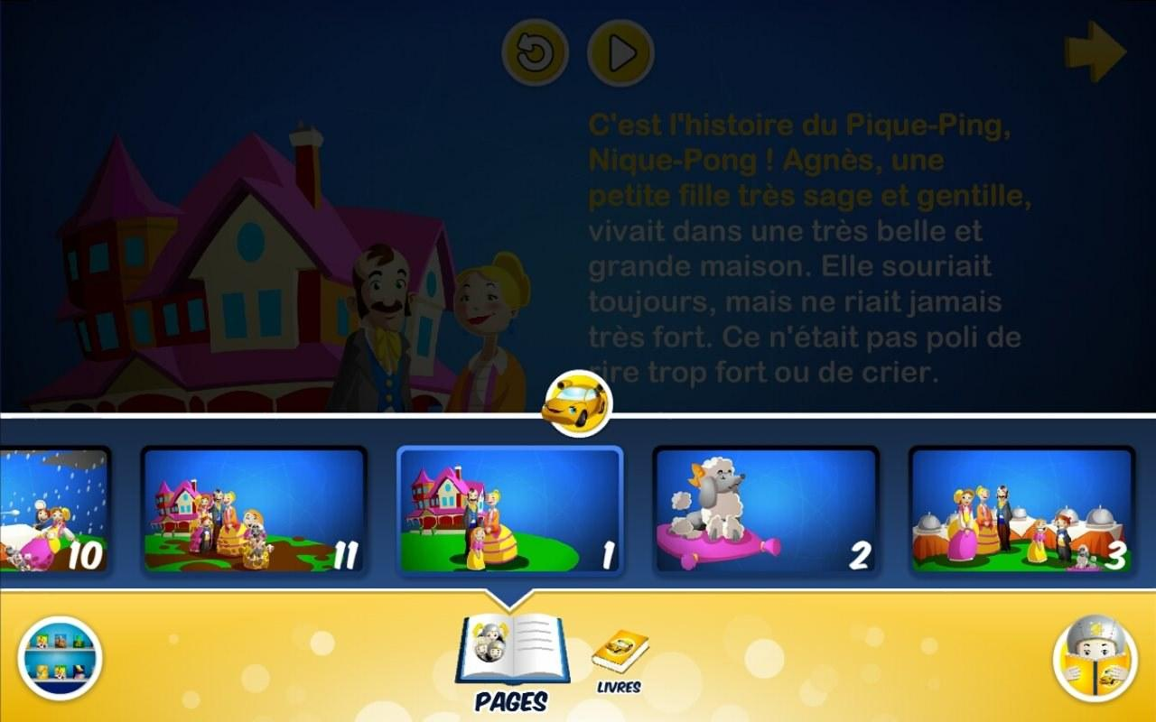 Annie Brocoli – Lumi-livre- screenshot