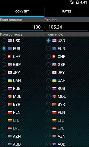 Währungsrechner Umrechner Euro