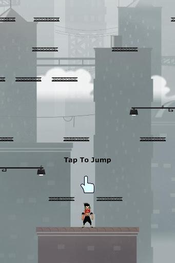 Ninja Rooftop Jump