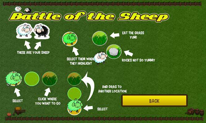 Battle Of The Sheep Free - screenshot