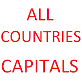 Learn World Capitals Game