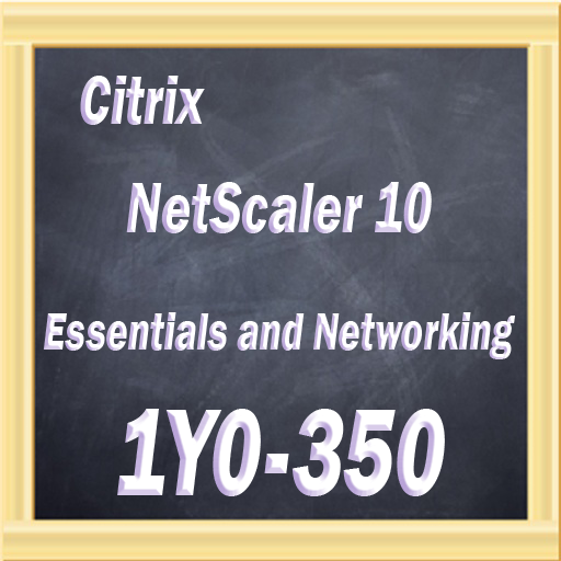 Citrix 1Y0-350 Prep LOGO-APP點子