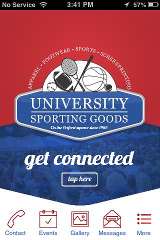 University Sporting Goods