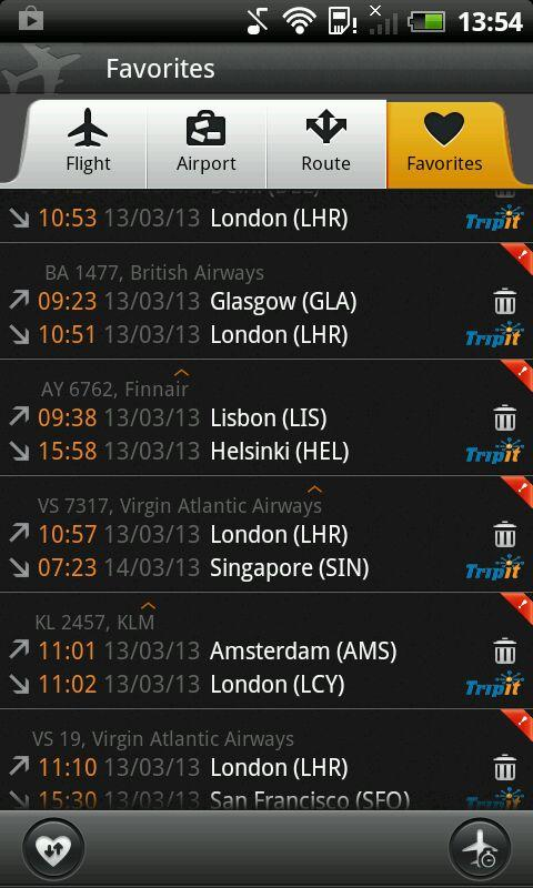 Airline Flight Status Tracking – Android Apps on Google Play
